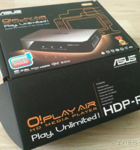 Медиаплеер ASUS O!Play AIR HDP-R3
