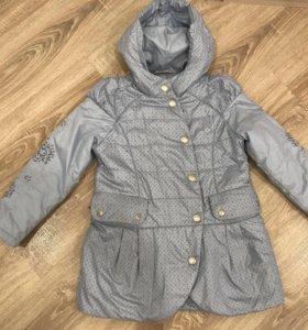 Куртка,плащ для девочки