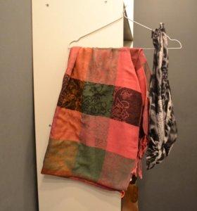 платок и шарф вместе