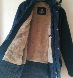 Парка- куртка для мальчика
