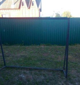 Ворота для игры в футбол