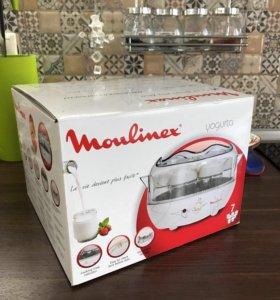 Йогуртница Moulinex (новая)