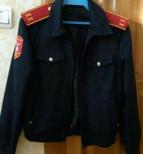 Школьная кадетская форма