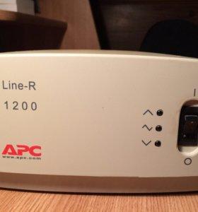 Стабилизатор APC AVR Line-R LE1200