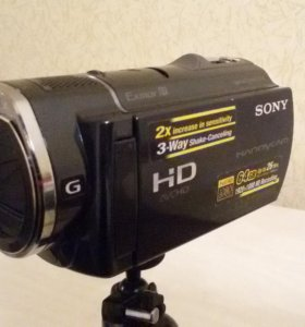 Видеокамера Sony handycam hdr-cx520e