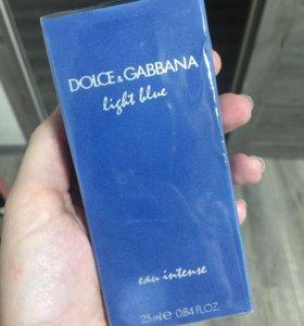 Dolce Gabbana Light blue 25 ml