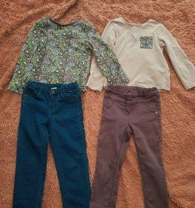 Фирменная одежда для девочки
