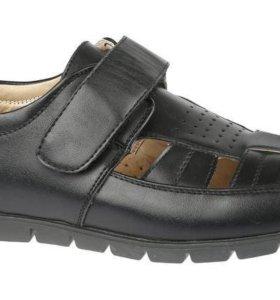 Туфли школьные новые р.41