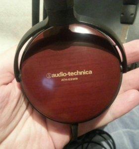 Наушники Audio-Technica ATH-ESW9