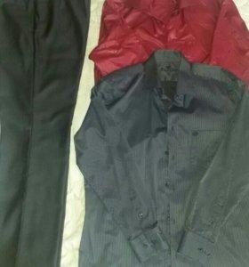 Рубашки и брюки классика