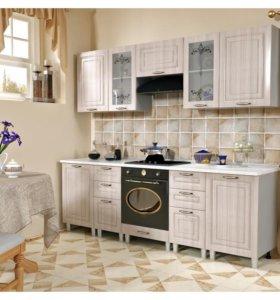 Модульная кухня . Компоновка 1