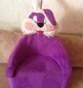 Кресло заяц