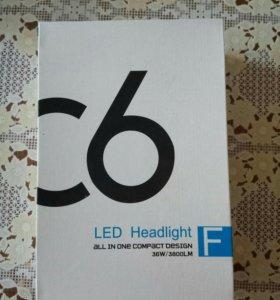 Светодиодная лампа Н11 LED