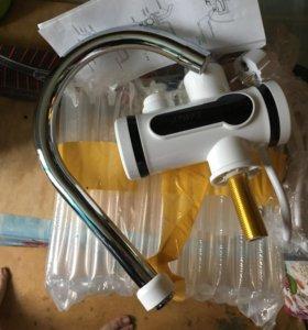Самообогревающийся смеситель для холодной воды
