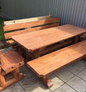 Мебель для бани или сада