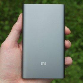 Новые Xiaomi MI Powerbank 2 10000 мАч + чехол