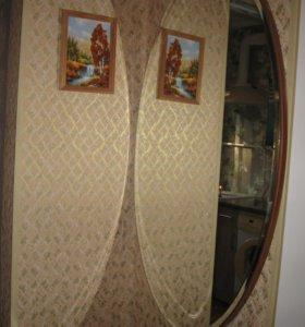 Квартира, 1 комната, 22.1 м²