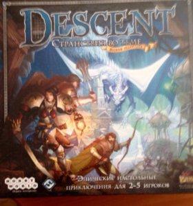 Настольная игра Descent