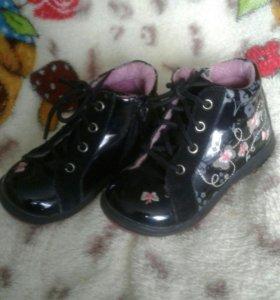 Обувь для девочек 21-22 размеров