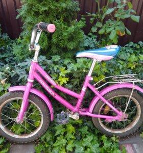 Велосипед для Девочек 4-8лет
