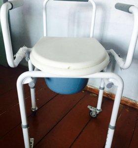 Био туалет для инвалидов.Новый