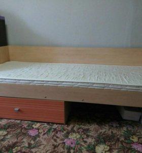 Кровать подростковая. Торг