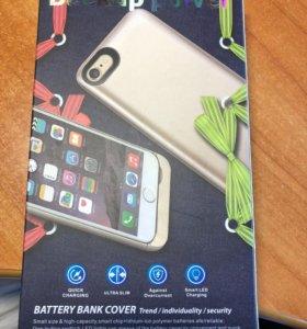 Чехол-зарядник для iPhone 7