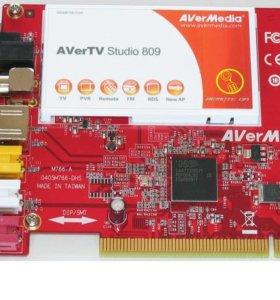 TV тюнер AVerTV Studio 809