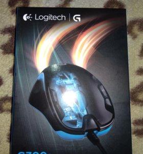 logitech g300s,новая в пленке