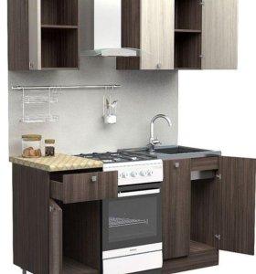 Кухня модульная Дели 1.7м, цена за весь комплект