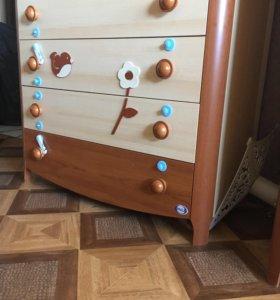 """Мебель в детскую комнату «Pali"""""""