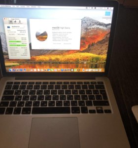 Топовый MacBook Pro Retina i5 to 3,1 GHz SSD 8gb