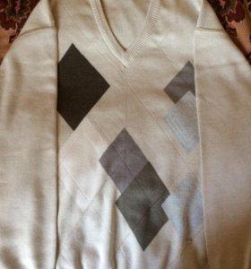 Новый мужской свитер!!