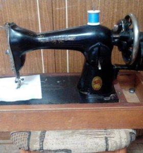 Ручная Швейная машинка 1960 года в раб состояние