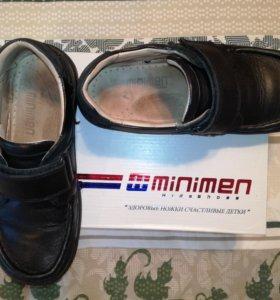 Мокасины Minimen 32 размер