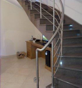Ограждение, перила для лестницы