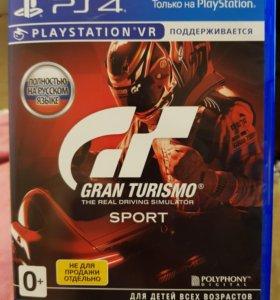 Gran Turismo ps 4