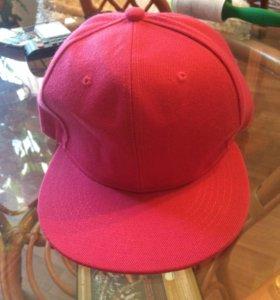 Кепка бейсболка женская фирменная шапка