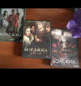 "Сериал ""Борджиа"" на DVD"