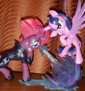 My little pony буря искорка пони оригинал