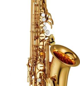 Yamaha YAS-280 Eb-Alto Saxophone Gold Lacquer