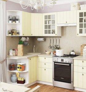 Угловая кухня 02