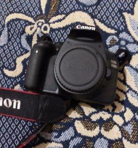 Фотоаппарат Canon 550d тушка, body + сумка