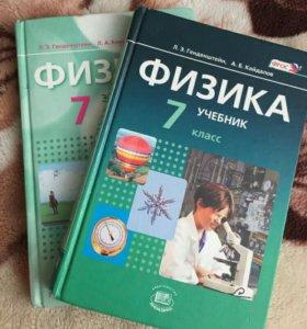 Учебники по физике (Генденштейн)