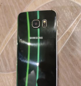 Samsung Galaxy 6 edge special edition изумруд