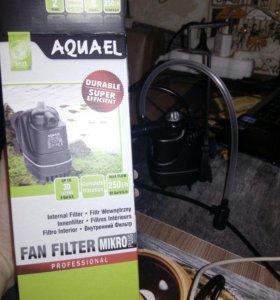 Фильтр для аквариума на 30 литров
