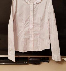 Рубашка на девочку 128р.