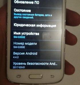 Мобильный телефон Samsung SM-G350E.