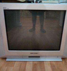 Телевизор в хорошем состоянии!!)