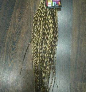 Волосы для наращивания и плетения